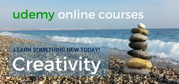 Creativity | udemy online courses