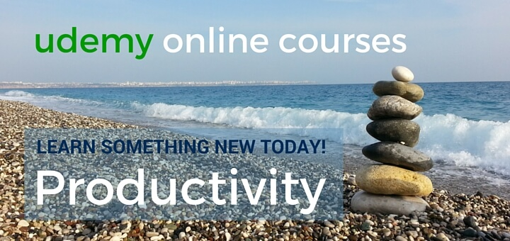 udemy ad productivity